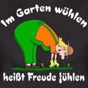 Garten Hilfe an