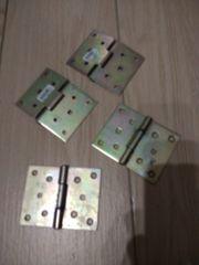 Scharniere verzinkt 4 Stück 60