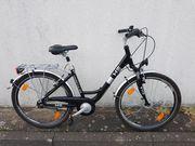 Damen-Fahrrad HERCULES City 26 Zoll
