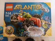 Lego 8059 Atlantis Sandfräser