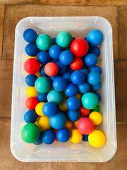 Bällebad Bälle Plastik Bälle Spielbälle