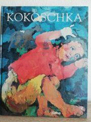 Buch KOKOSCHKA Oskar