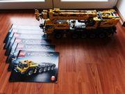 LEGO Technik großer Kranwagen mit