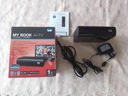 MY Book AV TV USB
