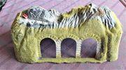 Gerader Tunnel HO eingleisig Modellbau