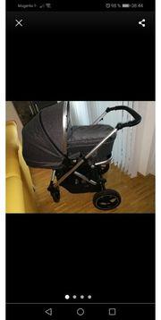 Kinderwagen Moon Lusso 3 in