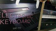 Elektronik Keyboard WK 110 Casio