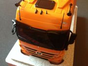 Mercedes Benz Actros Autotransporter NZG