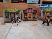 Playmobil Western Dorf