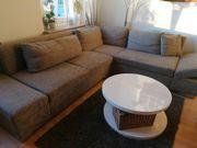 Sofa Garnitur mit Sessel