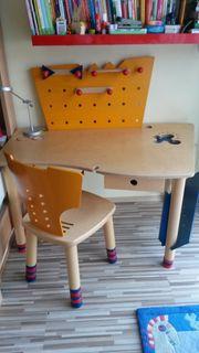 HABA mitwachsender Schreibtisch Skribbel mit