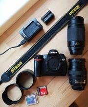 Nikon D70 - Digitale Spiegelreflexkamera