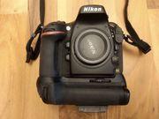 Spiegelreflexkamera Nikon D800E mit Zubehör