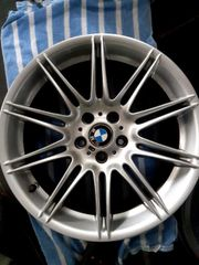 BMW M Felgen Doppelspeiche E90
