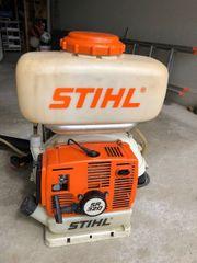 Stiel Motorsprühgerät SR 320
