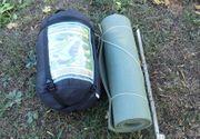 Schlafsack mit Isomatte Yellowstone Classic