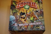 Brettspiel Zombie 15 Promokarten das