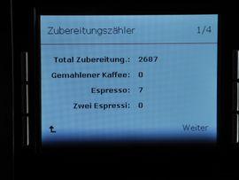 Jura Impressa Z9 One Touch: Kleinanzeigen aus Straubing Frauenbründl - Rubrik Kaffee-, Espressomaschinen
