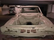 Ford Capri Rohkarosse für eine