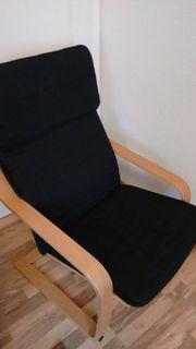 IKEA Schwingsessel Poäng Sessel Freischwinger