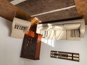 Wohnzimmergarnitur neu überzogen hochwertig