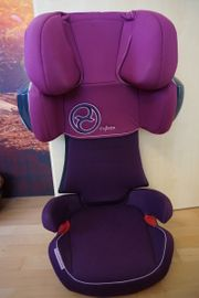 Auto-Kindersitz Cybex Solution X2-Fix - sehr