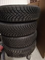 4x Winterreifen Ford Ka
