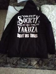 yakuza Jacke gr L
