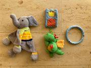 Babyspielzeug 3-teilig Sigikid Sterntaler