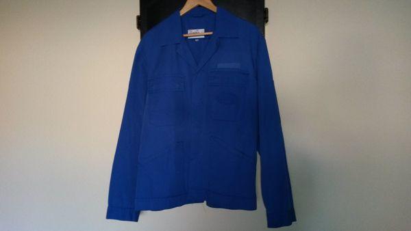 Arbeitsjacke Herren - blau Gr 50