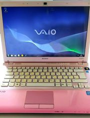 Notebook SONY VAIO Rose TASCHE