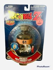 Dragon Ball Z - Bulma s Anti-Gravity