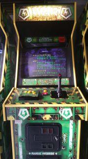 War Final Assault Arcade Cabinet