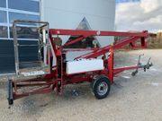 Niftylift 120HAC - 12 30m Anhänger