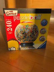 Puzzle Ball Simpsons Original verpackt