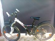 Fahrrad weiß