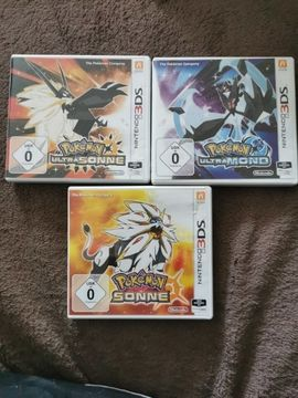Nintendo 3ds Pokemon Spiele