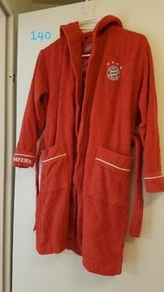 Original FC Bayern Bademantel Gr