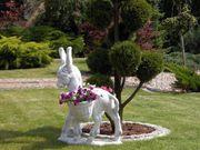Garten Figur aus Beton ESEL