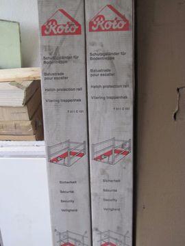 ROTO Schutzgeländer (NEU!) für Bodentreppen zu verkaufen