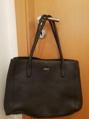 Elegante Leder Damen Handtasche Shopper