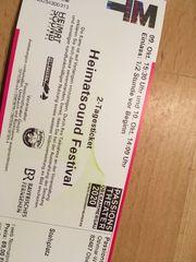 Heimatsound Festival 2020 Oberammergau 2-Tagesticket