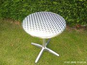 Gartentisch rund 60 cm Durchmesser
