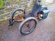 ICE FULL FAT RECUMBENT TRIKE