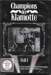 DVD Champions der Klamotte Teil