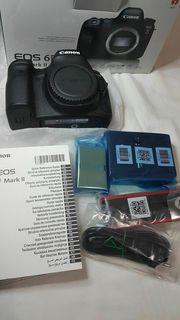 NEU Canon EOS 6D Mark II