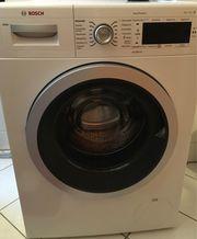 Sehr gepflegte Bosch Waschmaschine Serie