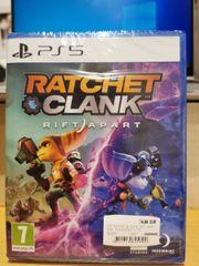 Playstation 5 Spiel Ratchet Clank