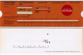 IWA 07130 F Riehle spezial-Rechenschieber: Kleinanzeigen aus Sinsheim - Rubrik Sonstige Antiquitäten