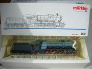 Märklin 3511 Dampflok Klasse C